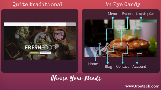 6 Clever Hotel and Restaurant Website Design Tips_TRooTech