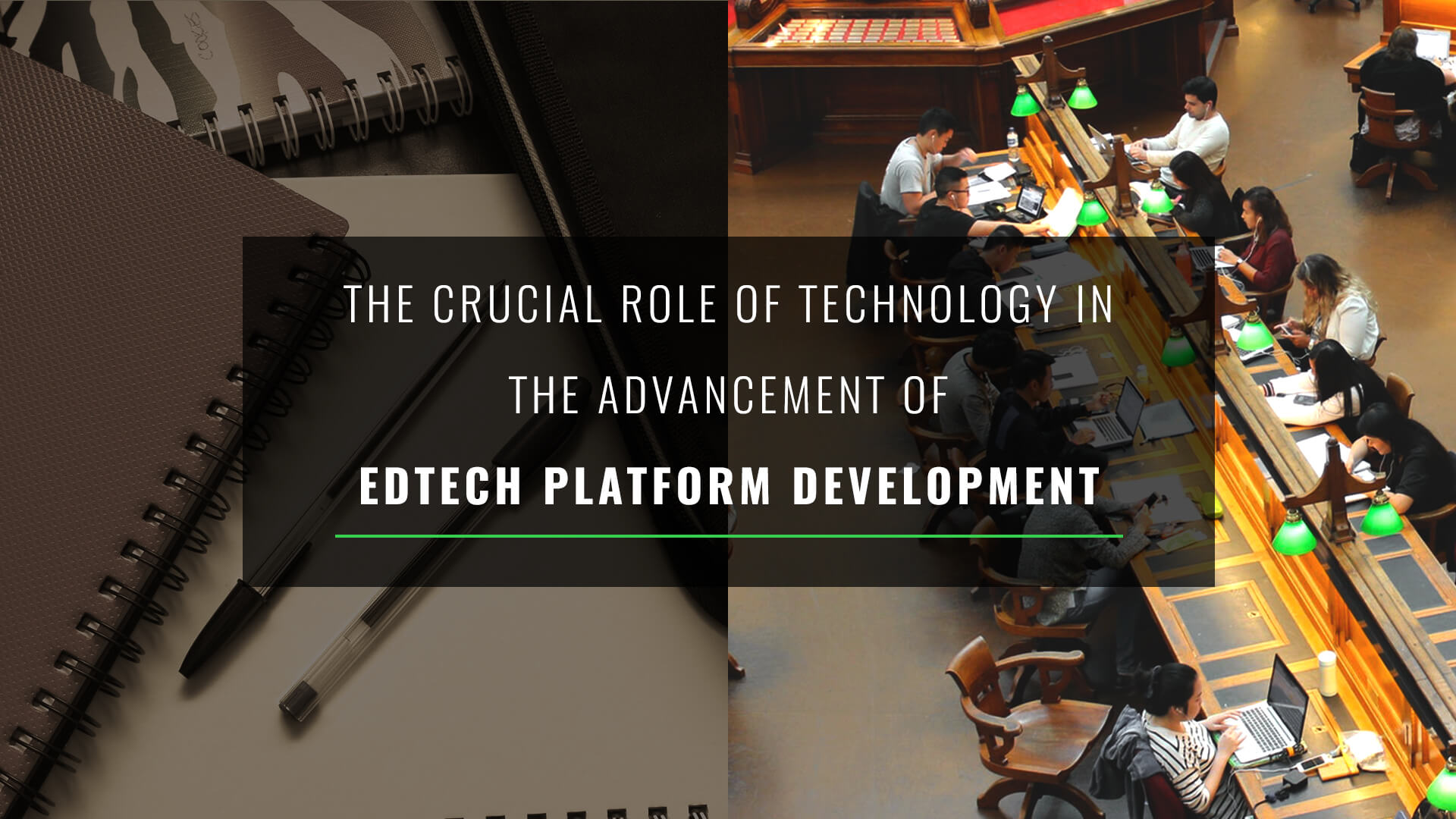 edtech platform development - Trootech