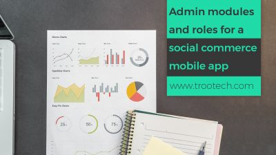 Social Commerce Admin Module Cover Image_TrooTech Business Solutions