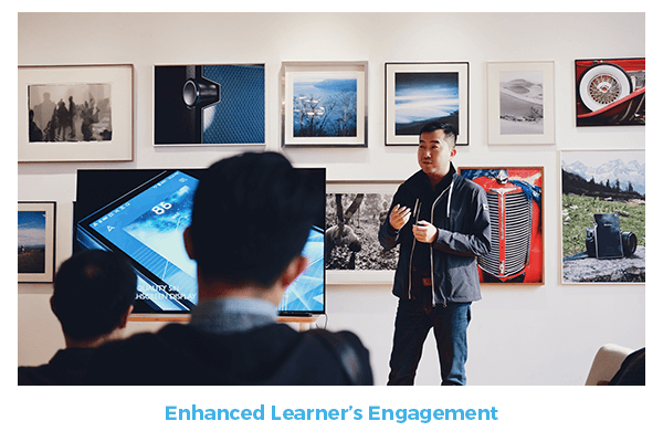 Enhanced Learner's Engagement TRooTech Business Solutions