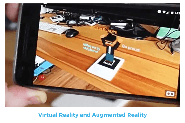 Virtual Reality and Augmented Reality TRooTech Business Solutions