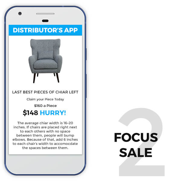 features of retail distributor app focus sales - TRooTech Buisness Solutions