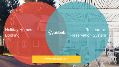 For Entrepreneurs Seeking Inspiration: Merge up Airbnb & OpenTable App Models TRooTech Business Solutions