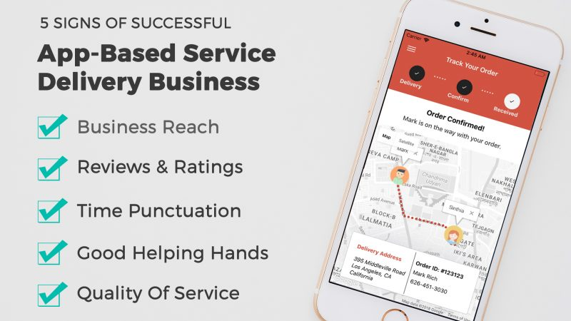 General Mistakes by App-Based Delivery Service Business 2 Trootech Business Solutions