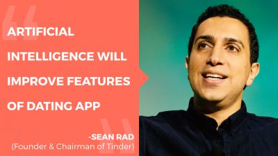 Sean Rad with Steven Bertoni On Dating App Development TRooTech Business Solutions