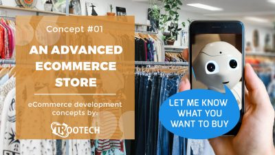 Use of AI in eCommerce App Development - Trootech Business Solutions