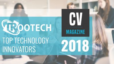 among 100 top technology innovator 3 trootech business solutions