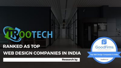 top web design companies in india good firms TRooTech Business Solutions