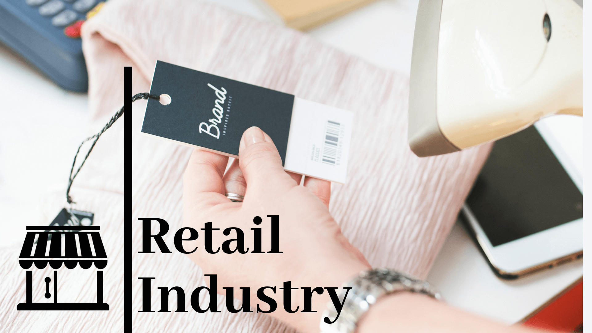 Retail industry TRooTech Business Solutions