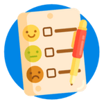 Icon for Empathy mapping in UI/UX designing | Icon credits to flaticons