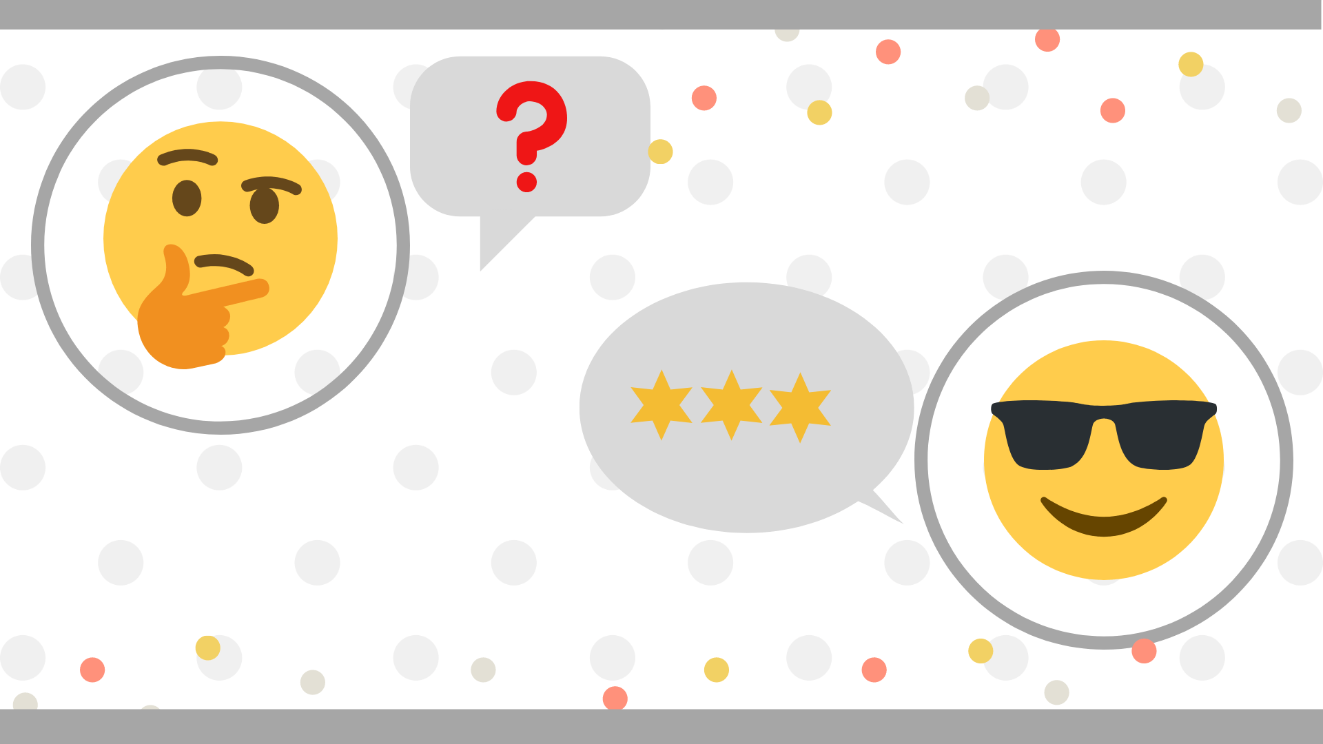 How reviews concept works