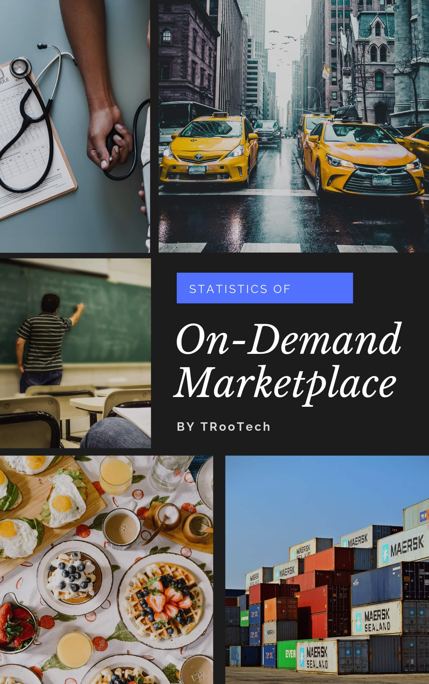 On-Demand Marketplace eBook | TRooTech