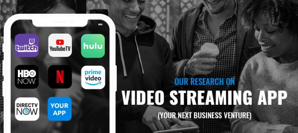 Let's Contemplate Online Video Streaming Businesses And Form A Strategy To Knock-Out Big Players - TRooTech Business Solutions