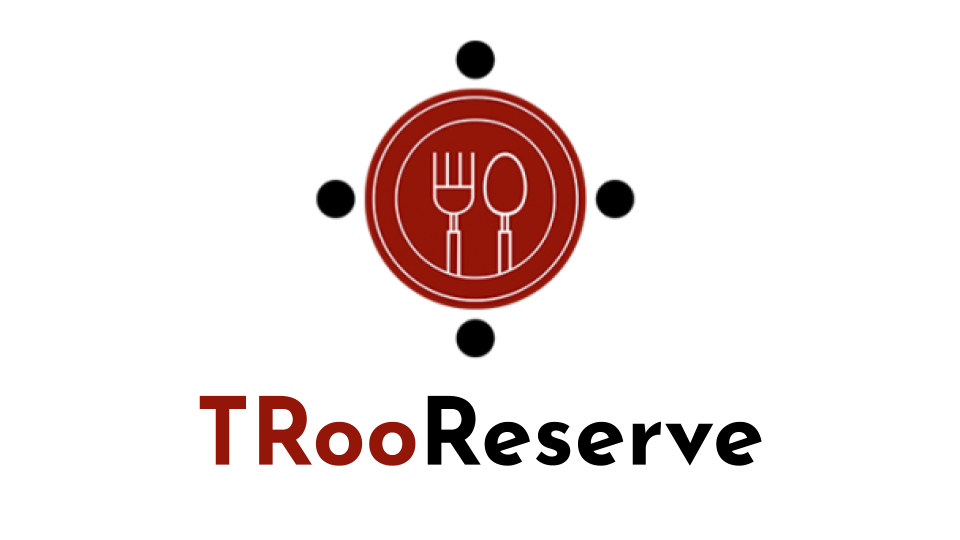 Logo of TRooReserve, the opentable like booking system for startups