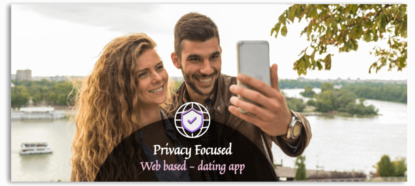 Web-Based Dating app Case study cover image 3