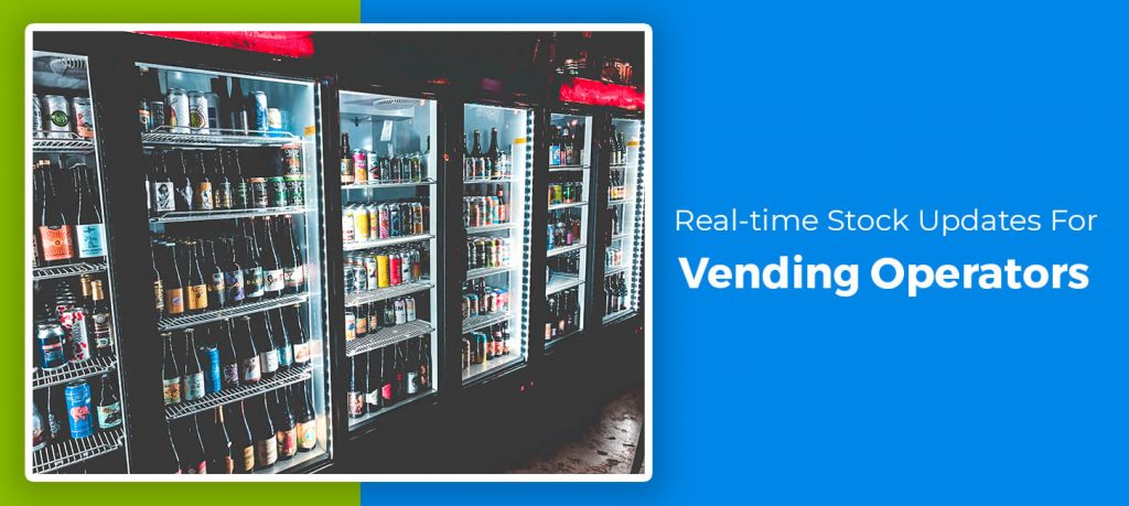 Cloud based Software Suite for the Operators of Vending Machines (20:34) niraj: title