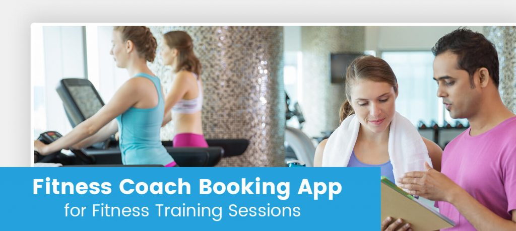 fitness coach booking app development trootech business solutions