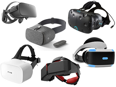 VR devices 2 - TRooTech Business Solutions
