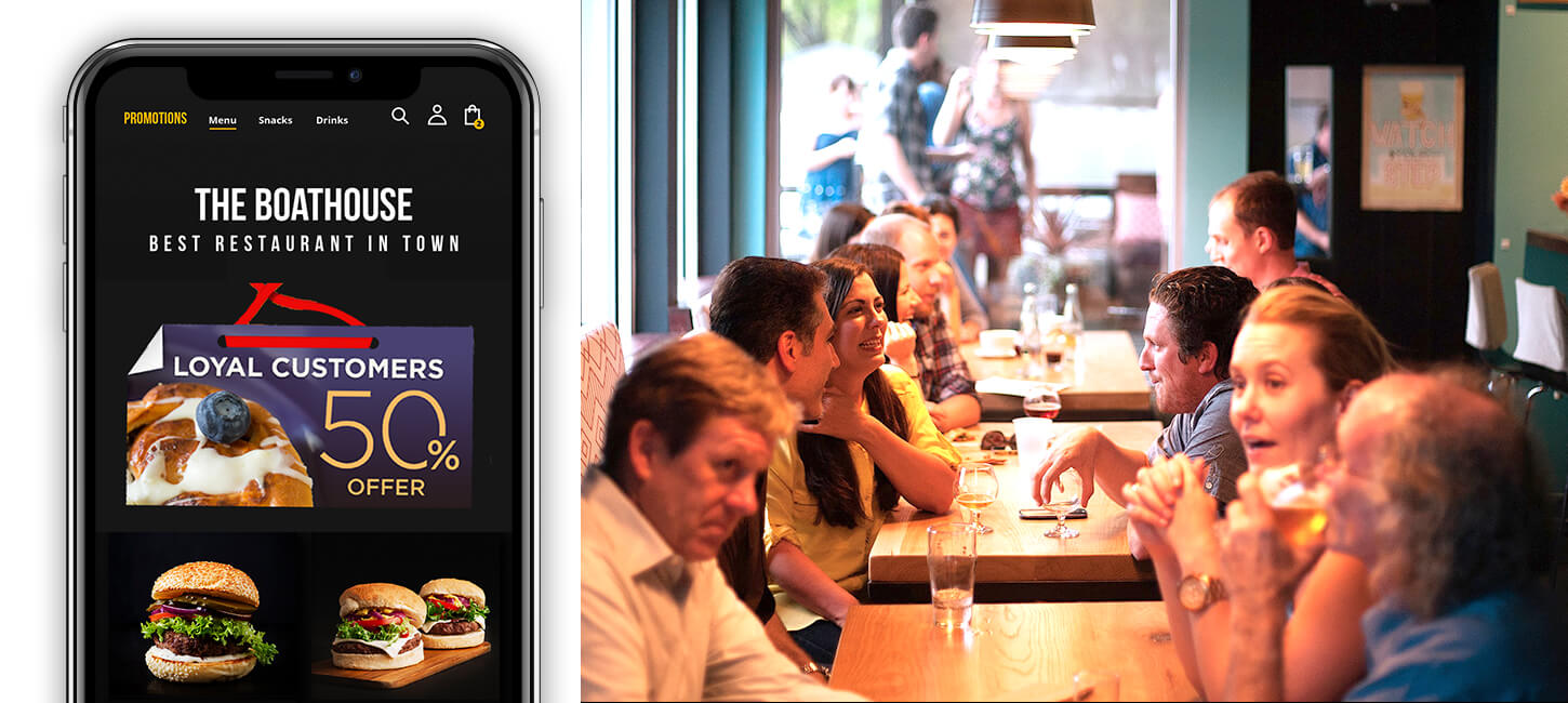 loyalty program app for restaurant 3 - TRooTech Business Solutions