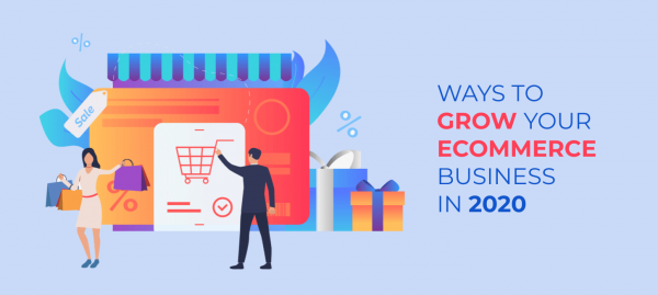 Cover Image for 8 ways to grow an eCommerce business in 2020