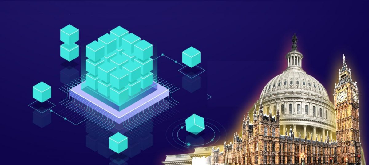 Use of blockchain for government administration