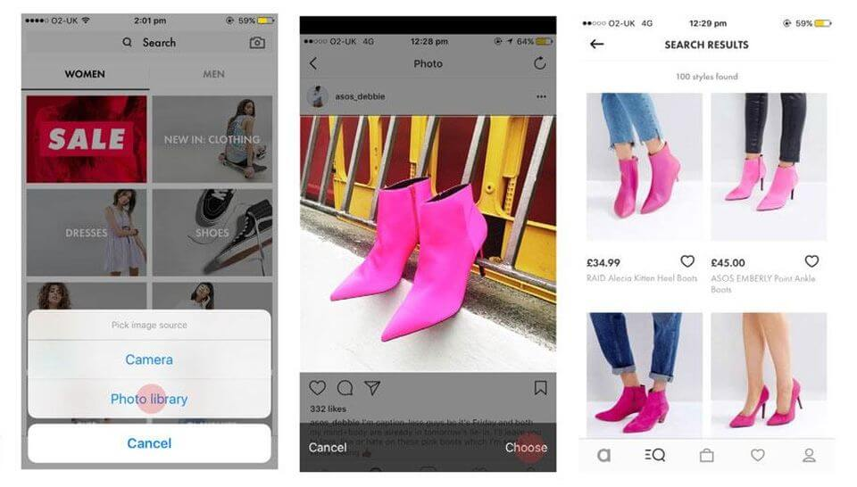 Visual Search and AI can boost your revenues