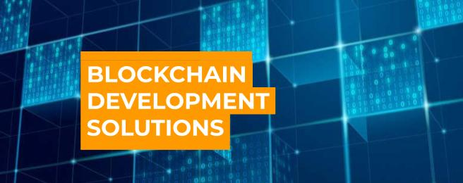 Blockchain Development Solutions