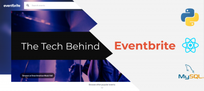 Eventbrite technology Stack Cover Image